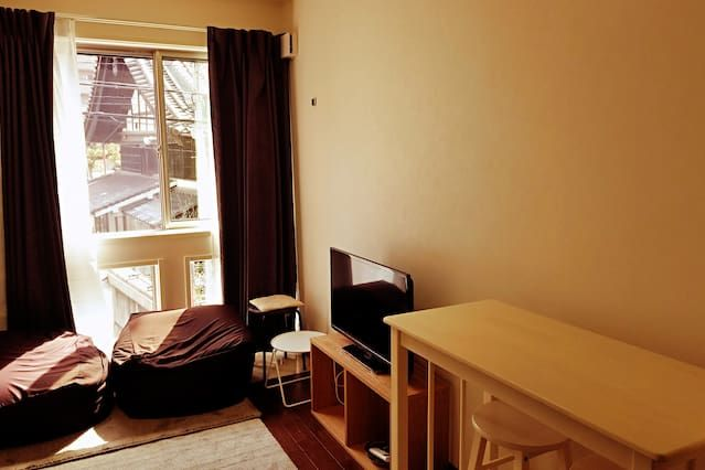 Wonderful flat with 1 room