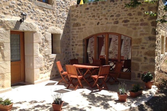casa de campo en Aveyron