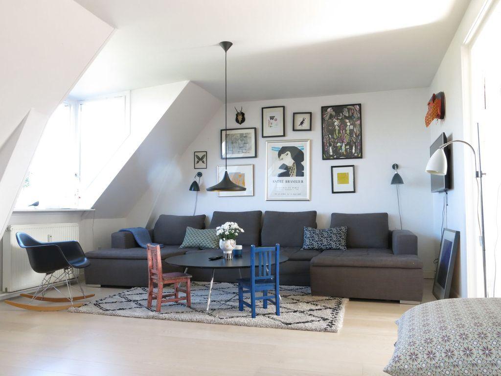 Apartamento con wi-fi en Copenhagen
