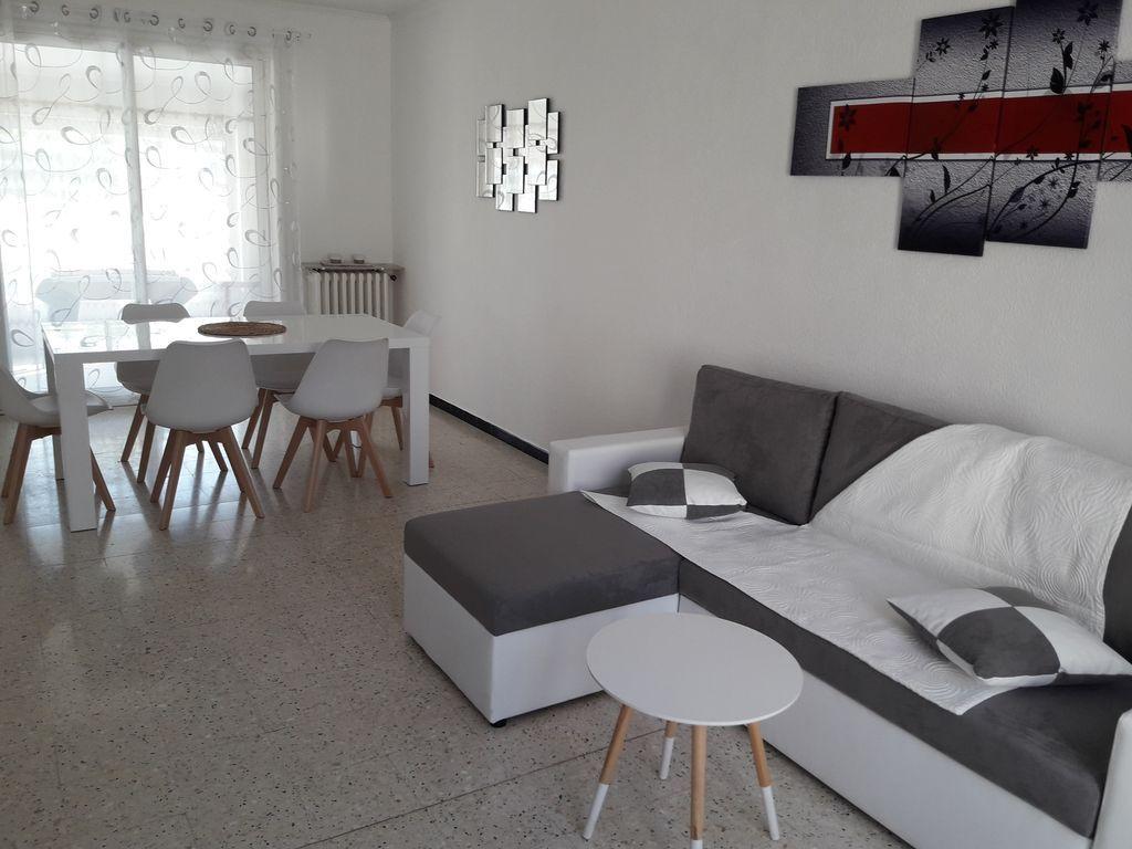 Alojamiento equipado de 80 m²