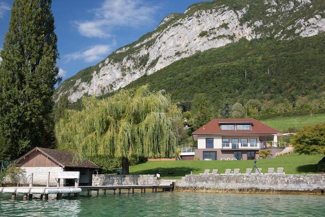 Residencia de 250 m² en Veyrier-du-lac