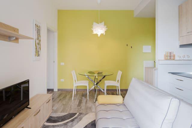 Apartamento con vistas en Vicenza