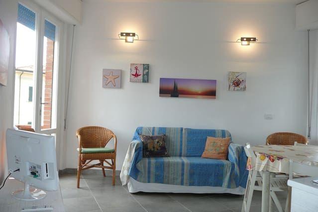Acogedor piso de 46 m²
