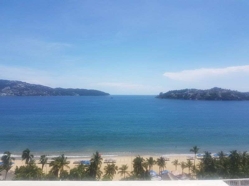 Apartamento con wi-fi en Acapulco