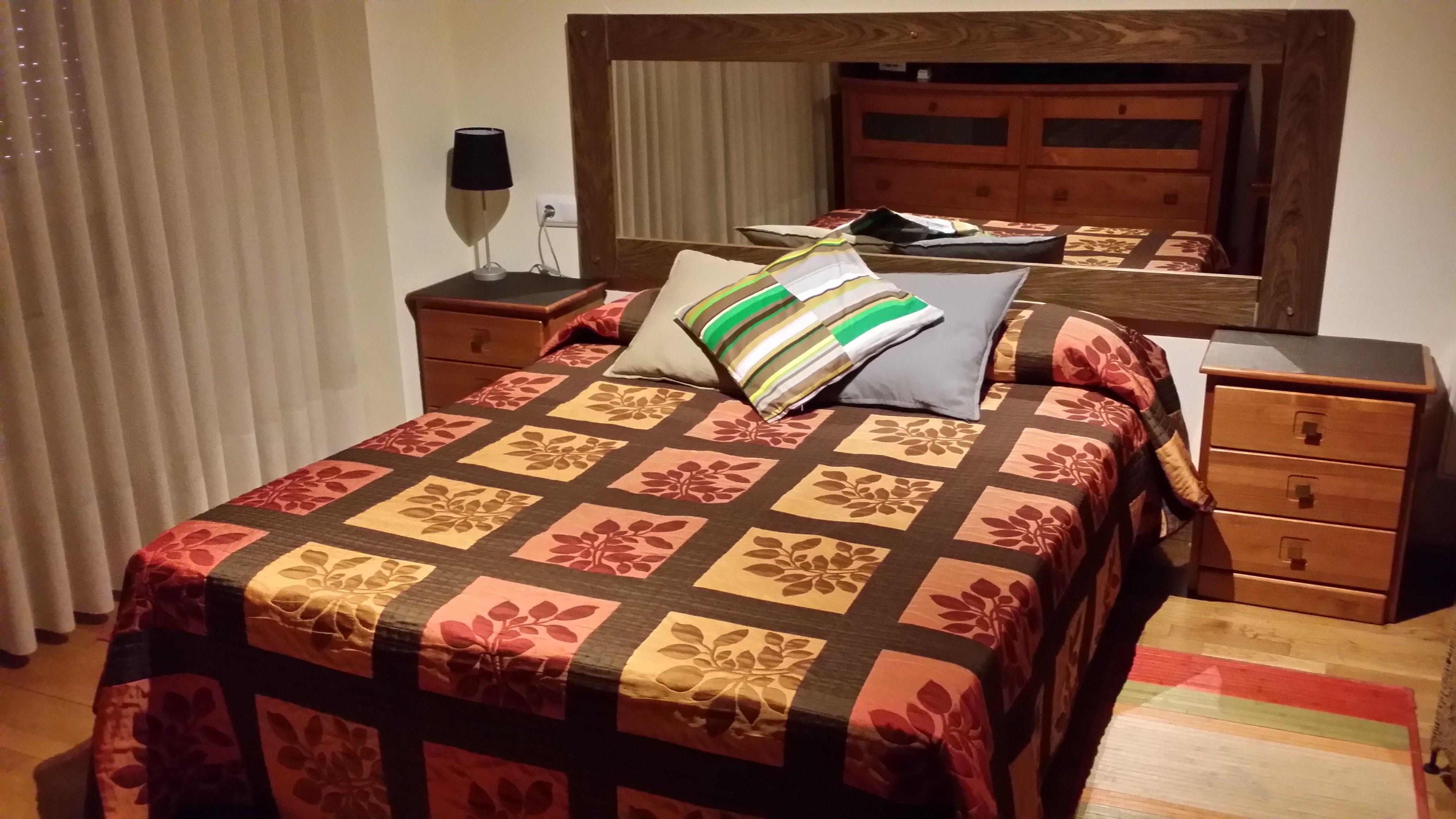 Apartamento hogareño de 38 metros en Oviedo