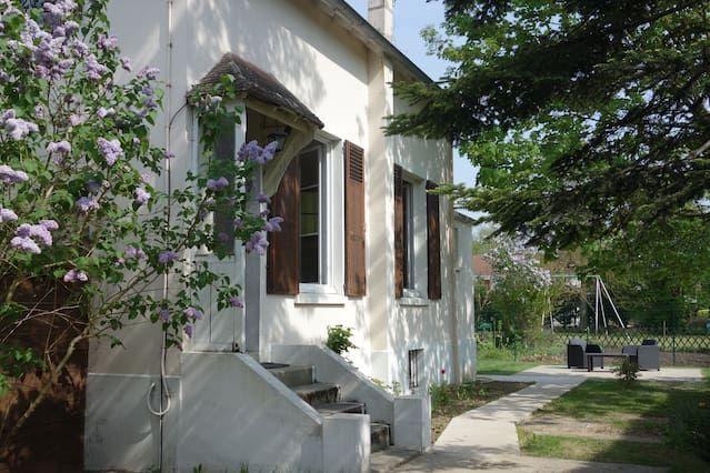 House in Herblay, quiet, near Paris
