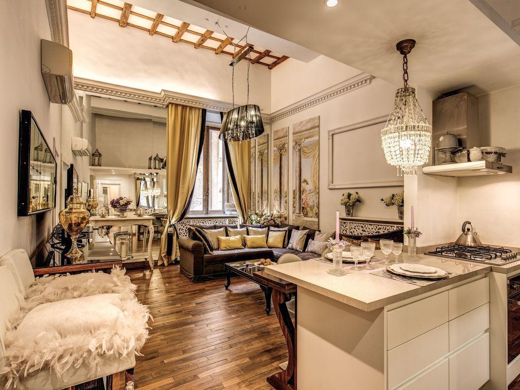 Logement avec 2 chambres à Rome