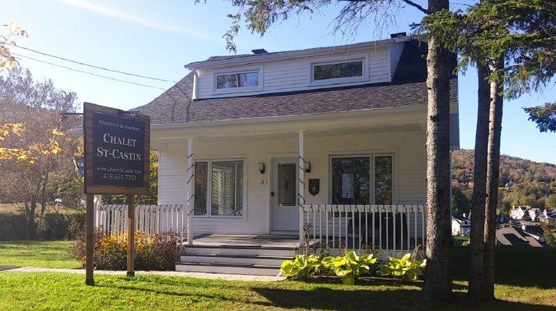 Residencia para 8 personas en Lac-beauport