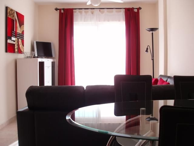Almeria and Beyond: 2 Bedroom Apartment