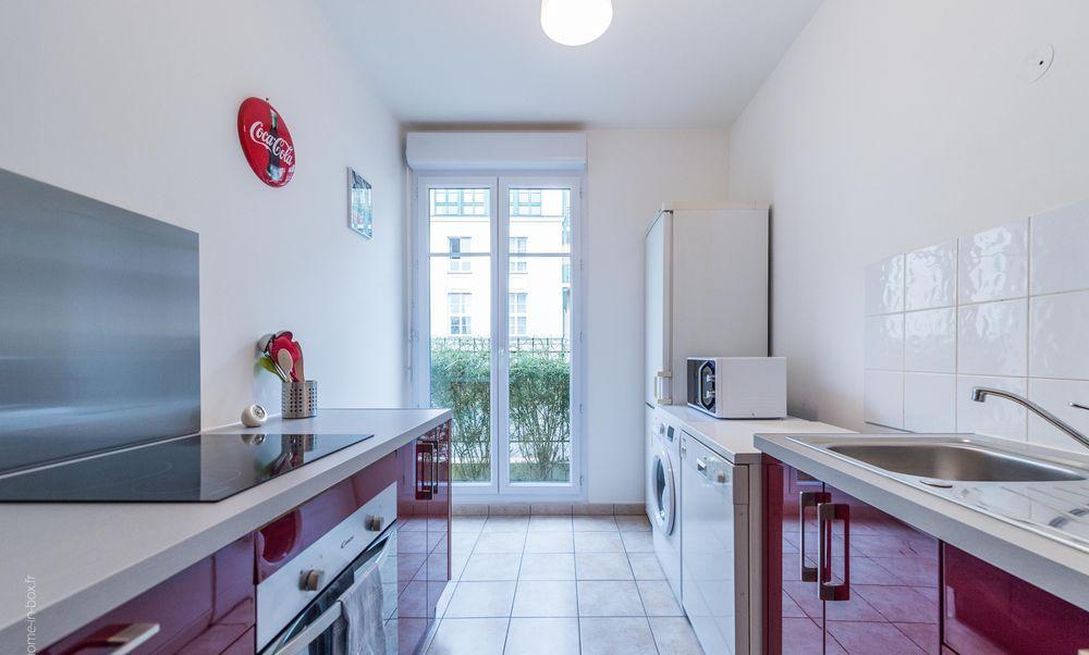 Apartamento en Torcy con jardín