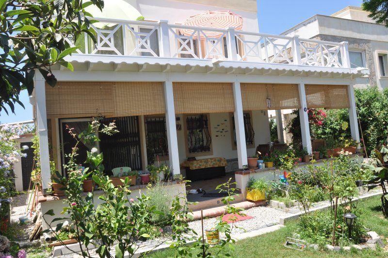 Chalet für 4 Gäste mit Balkon
