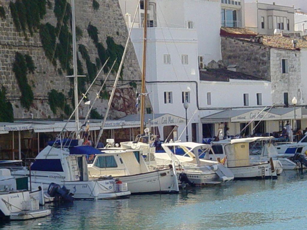 Residencia panorámica en Ciutadella