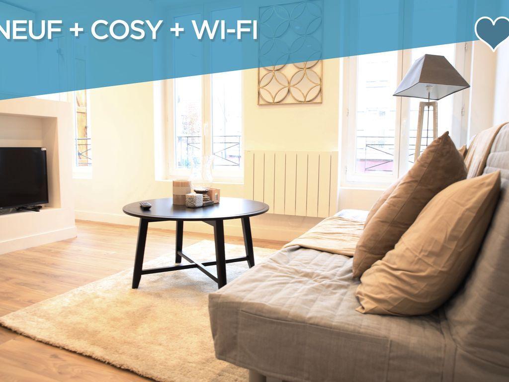 Apartamento con wi-fi para 3 huéspedes