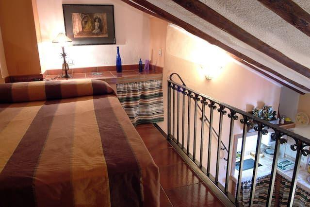 Casa provista de 1 habitación