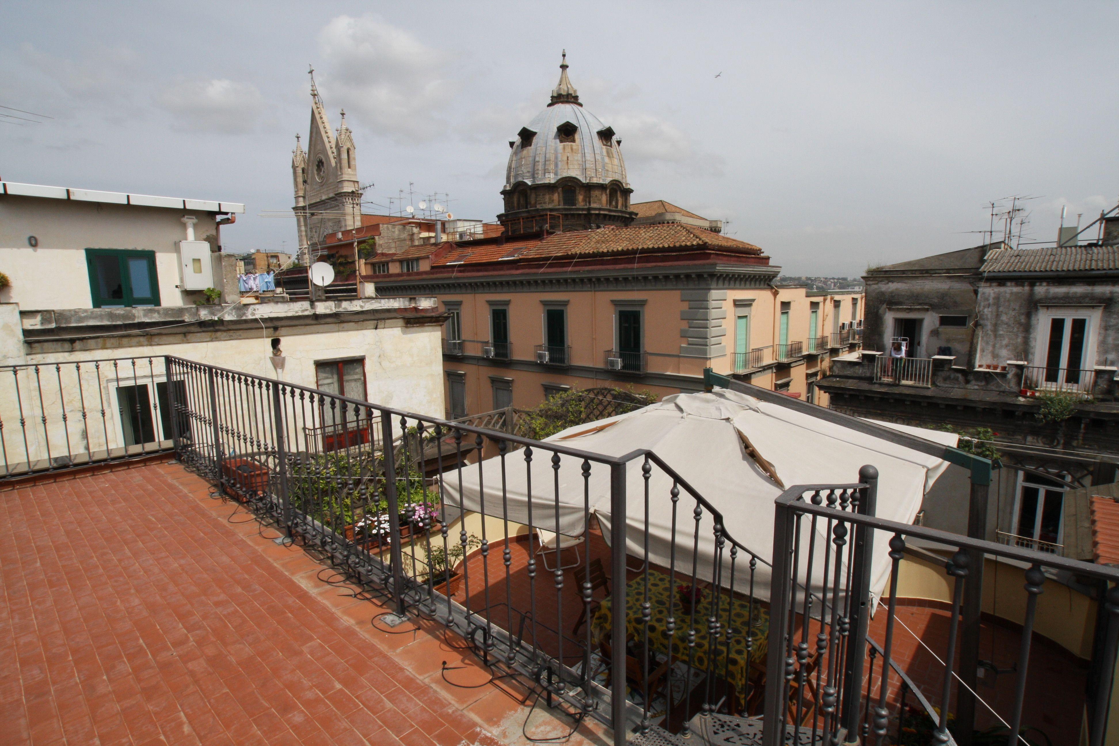 Piso funcional en Nápoles con  Wifi