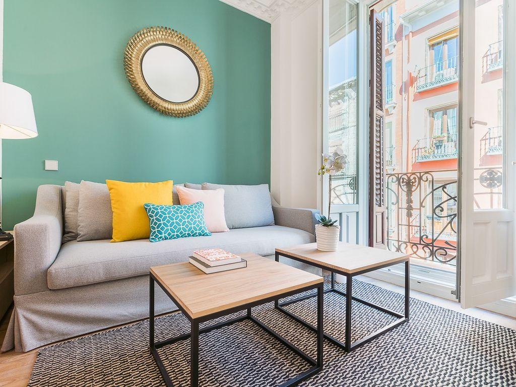 Appartement avec wi-fi à Madrid