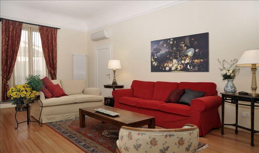 Apartamento para 5 en Florencia