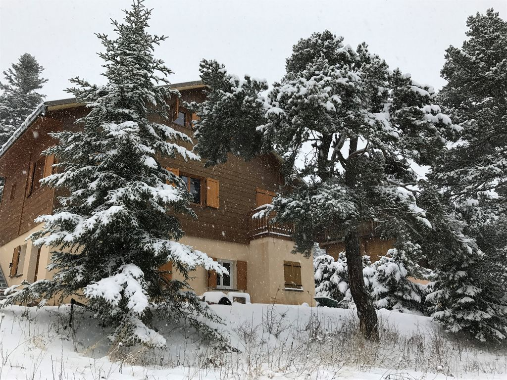 Residencia en Selonnet para 8 personas