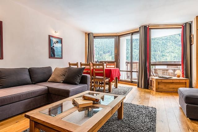 Funcional alojamiento de 55 m²