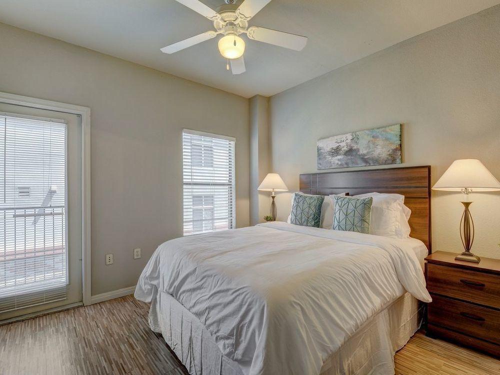 Hogareño apartamento en Austin