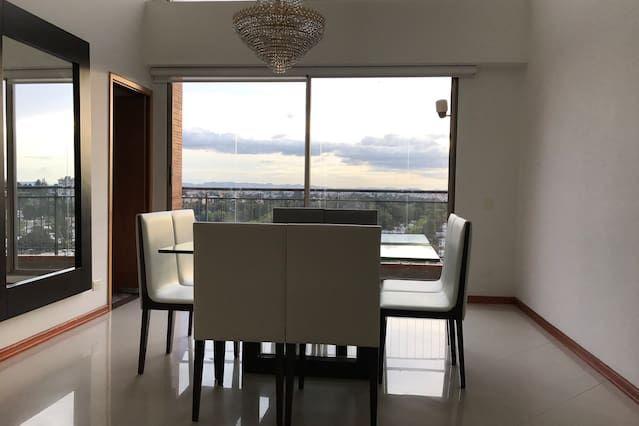 Appartement attractif à Bogotá