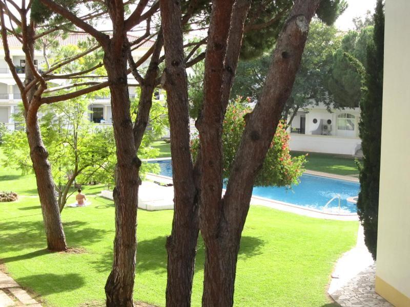 Alojamiento con jardín