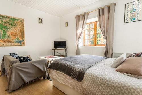 Alojamiento con vistas en Saint-michel-de-maurienne