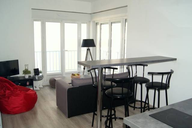 Holiday rental in Nice with balcony
