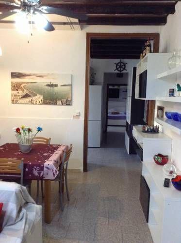 Ferienunterkunft in Murano mit 1 Zimmer
