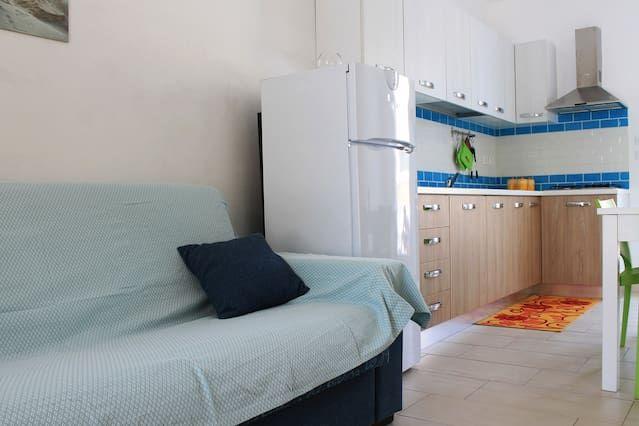 Residencia en Marina di mancaversa para 6 huéspedes