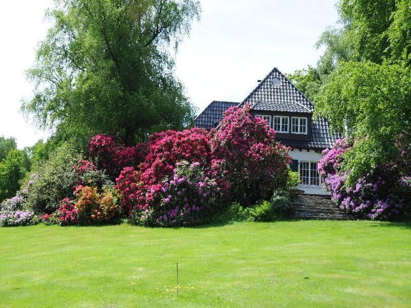 Landhaus Estados Hohn - apartamento de invitados de lujo en la naturaleza, a 15 minutos de la Feria de Colonia.