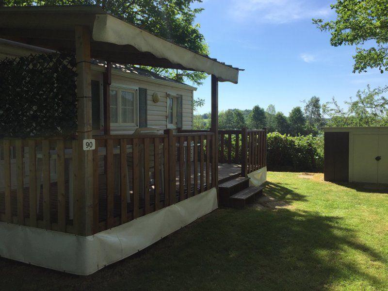 Alojamiento de 2 habitaciones en Villefranche-de-panat