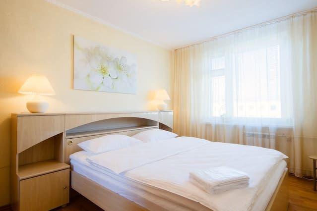 Funcional piso de 1 habitación