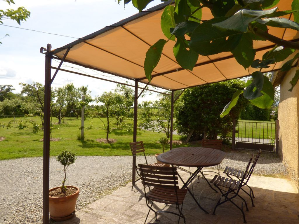 Alojamiento en Chantepie con jardín