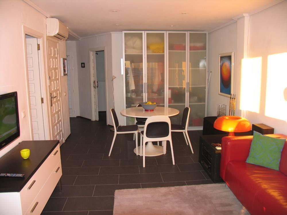 Apartamento dotado de 2 habitaciones
