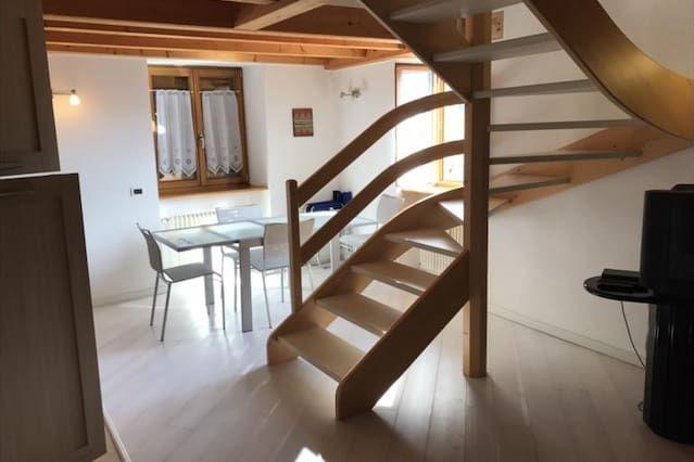 Equipado apartamento en Folgaria