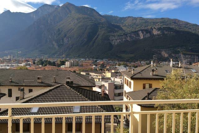 Vivienda en Trento de 1 habitación