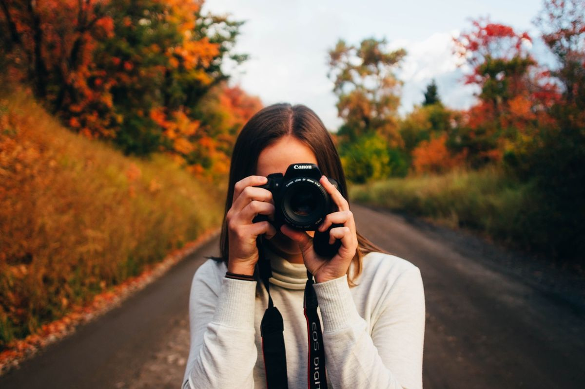 prendre des photos en voyage