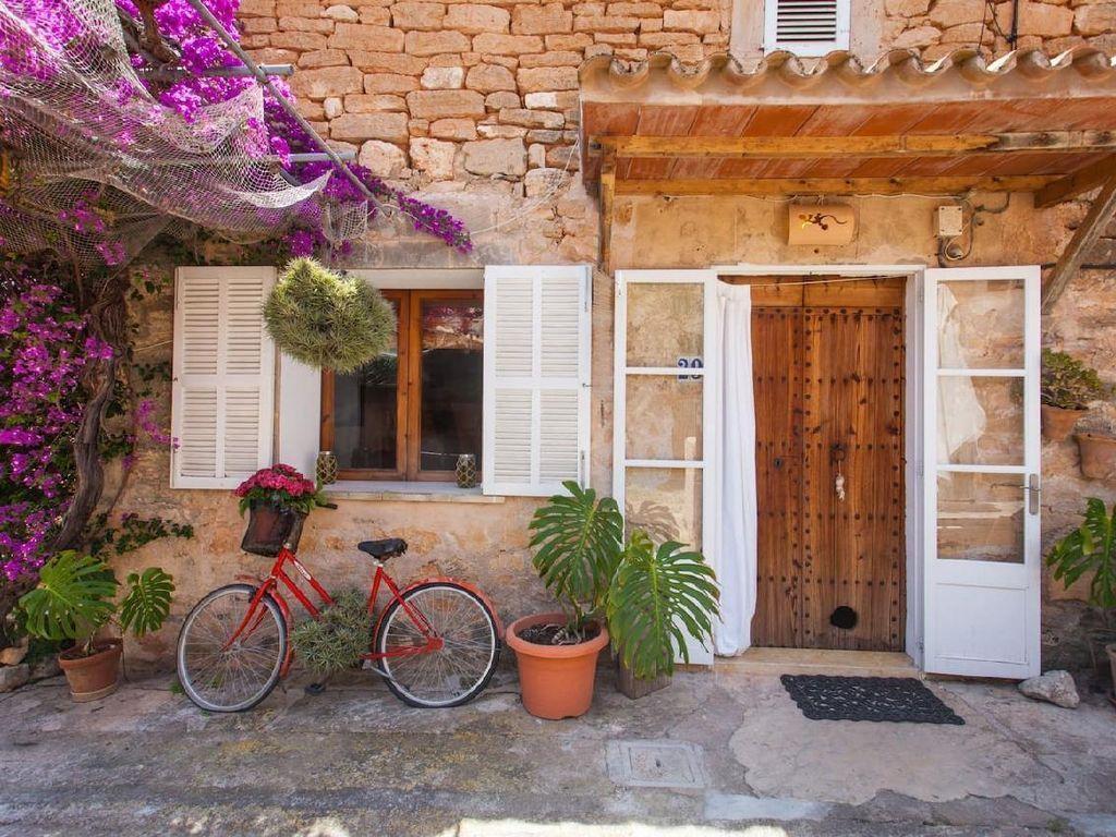 Casa en Ses salines con jardín