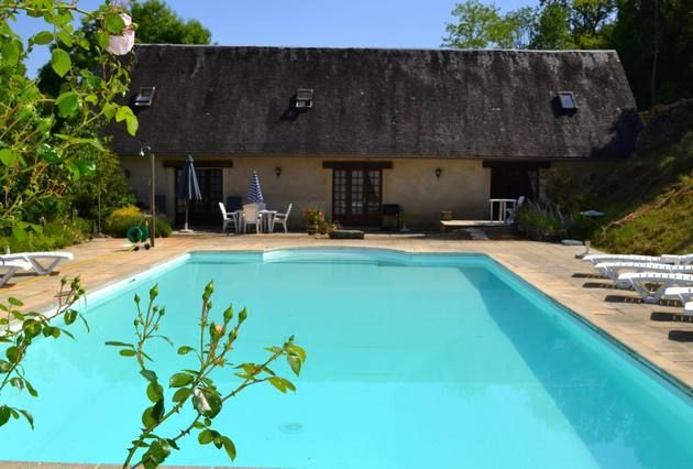 Alojamiento equipado con piscina
