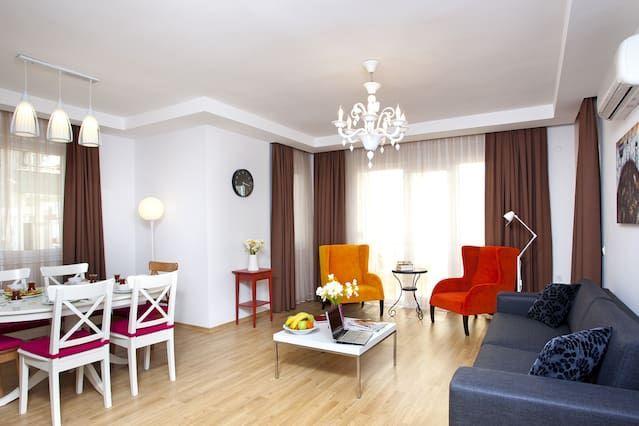 Wonderful 3 + 1 Apartamento con increíble diseño - 3