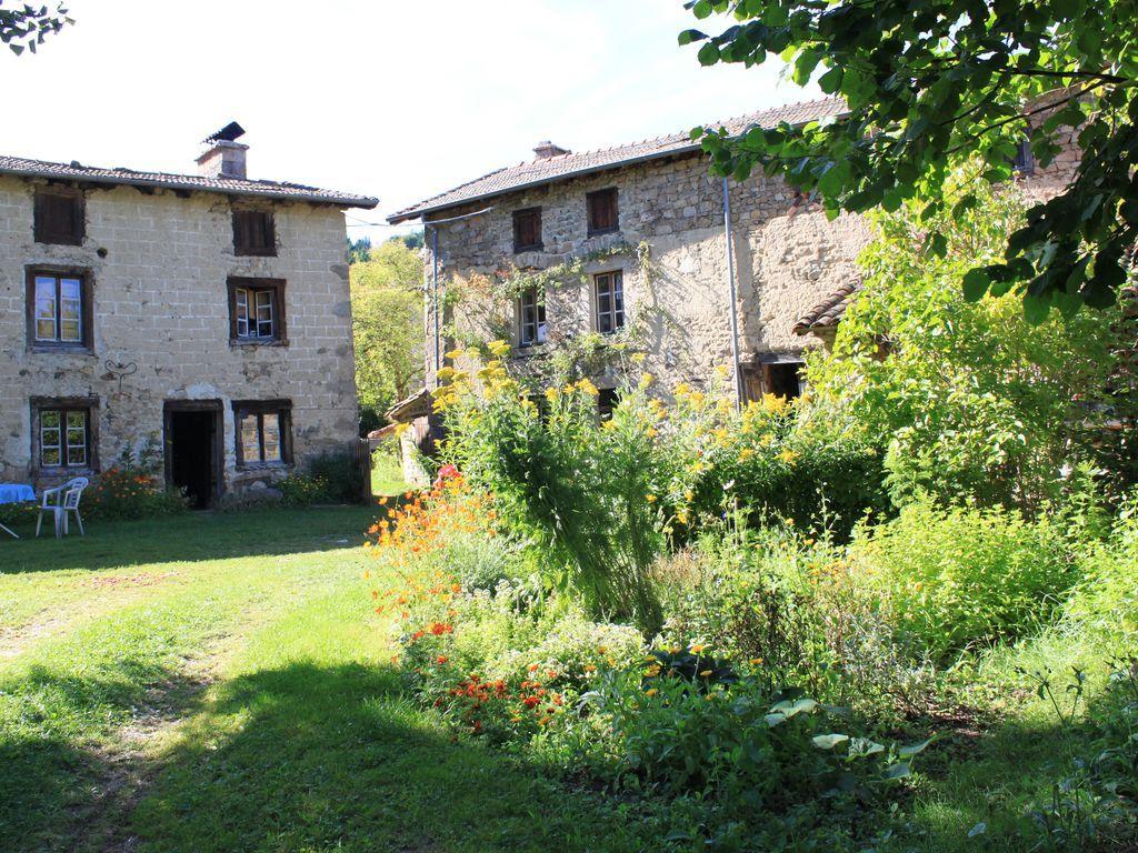 Alojamiento de 60 m² en Bertignat