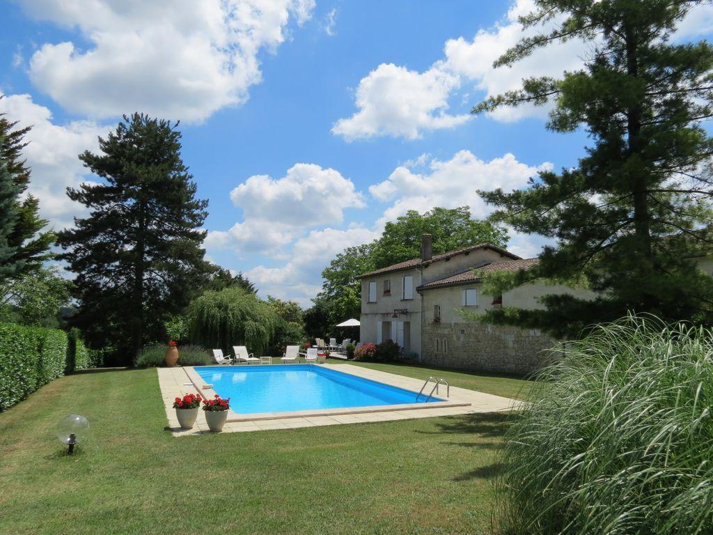 Alojamiento en Gironde de 4 habitaciones