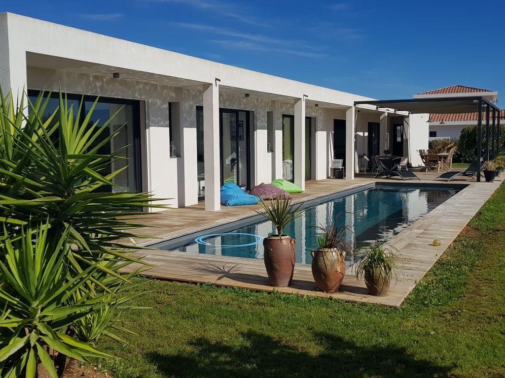 Vivienda de 140 m² para 6 huéspedes