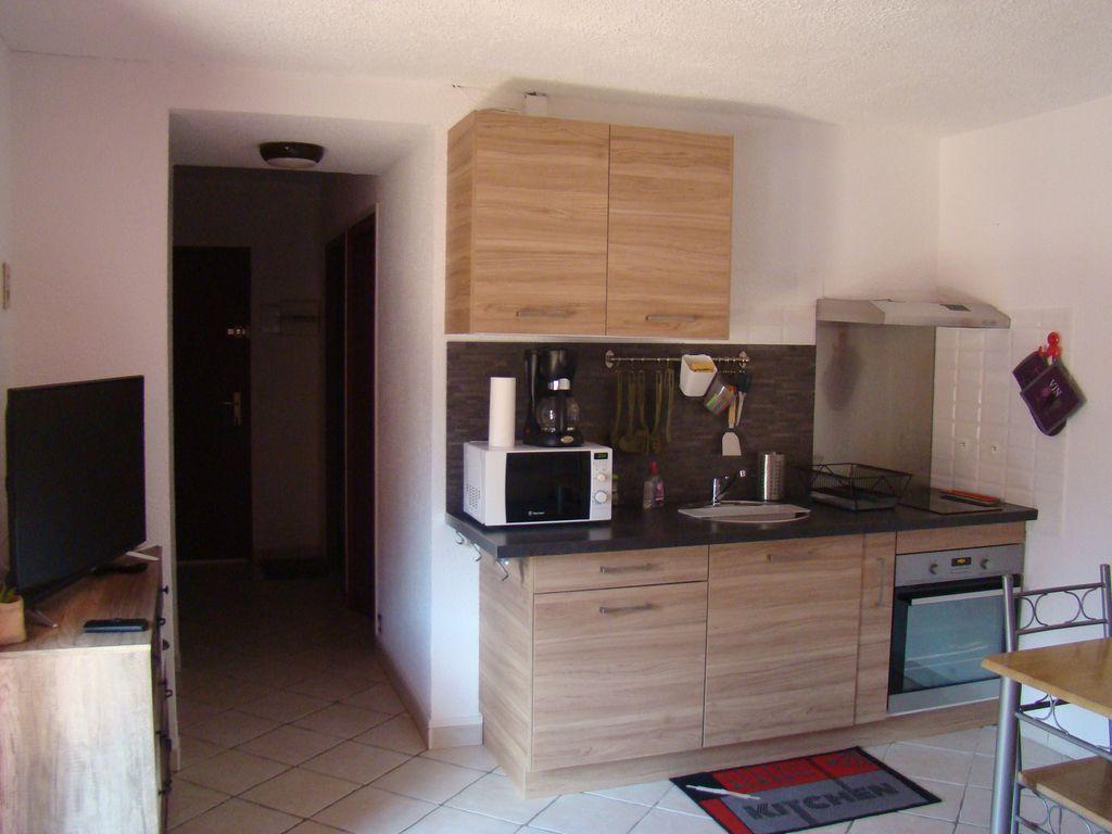 Alojamiento de 31 m² de 1 habitación