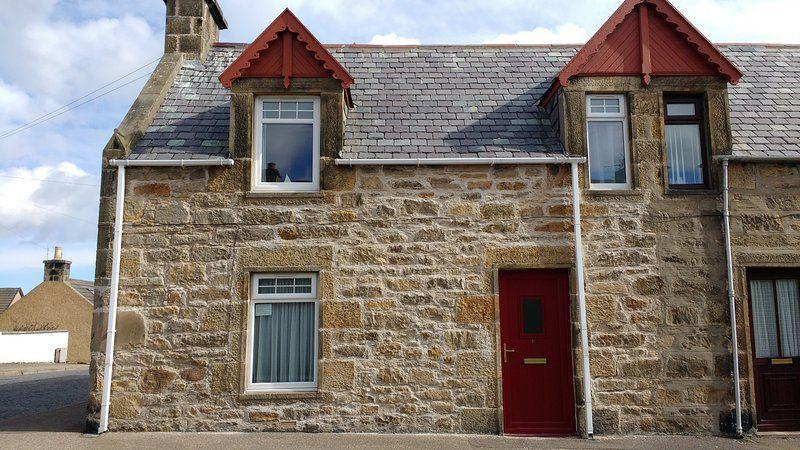 Alojamiento de 1 habitación en Burghead