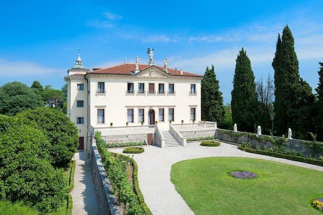 Residencia atractiva en Vicenza