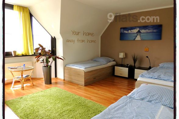 Apartamento para 4 personas de 1 habitación
