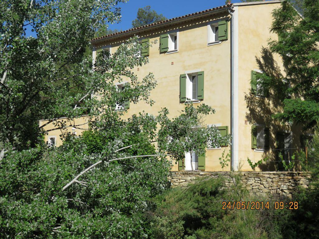 Apartamento de 2 habitaciones en Eygaliers