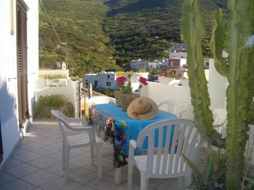 Vivienda con balcón en Ponza